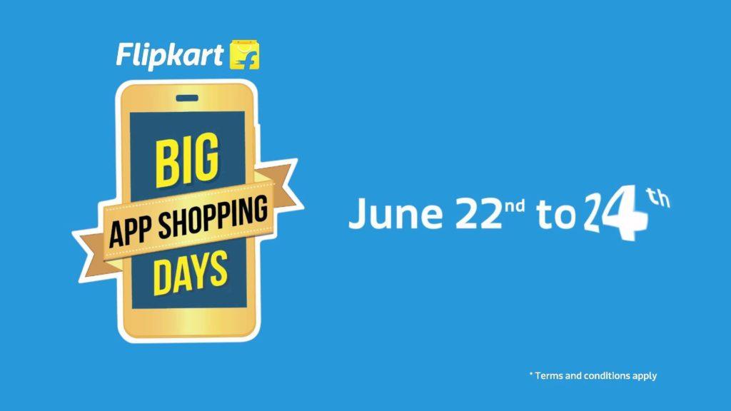 Flipkart Big app Shopping