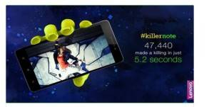 LENOVO K3 NOTE SOLDS OUT IN 5 SECONDS:
