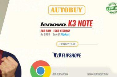 Lenovo K3 Note auto buy