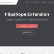 flipshope, a flashsale chrome addon