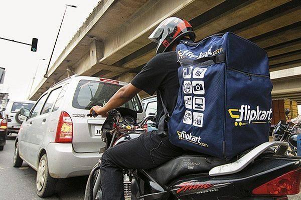 flipkart mapmyindia logistics