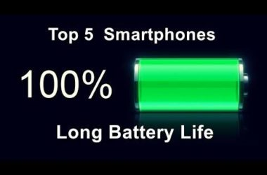 Best smartphone with battery
