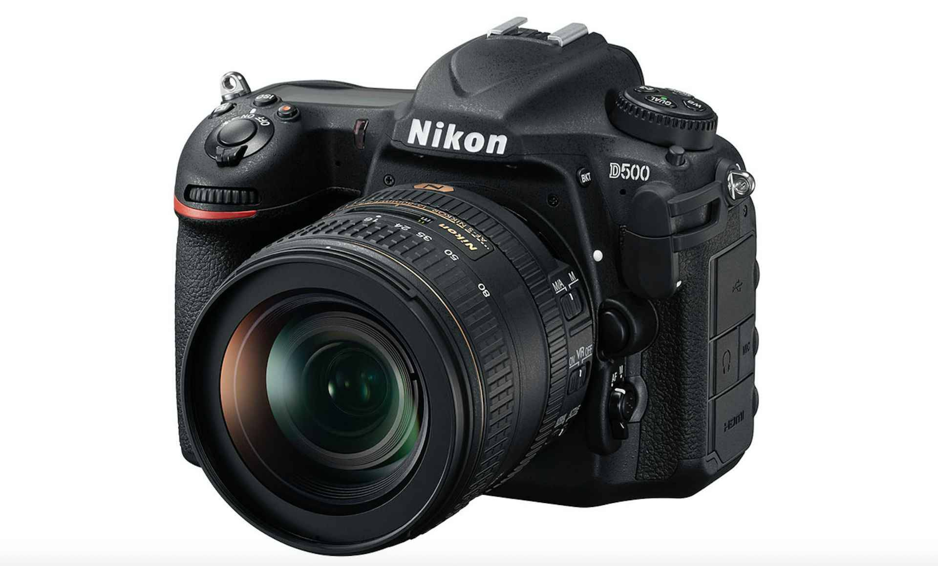 nikon d500 camera specifications