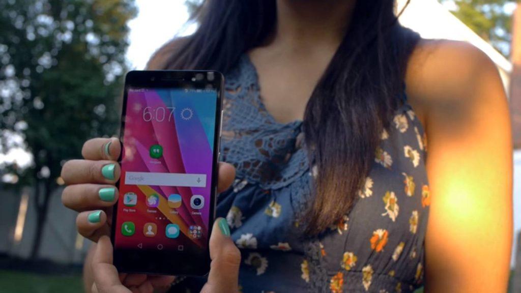Huawei Honor 7 Smartphone