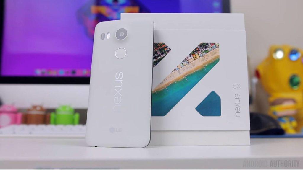 Nexus 5X Android Smartphone