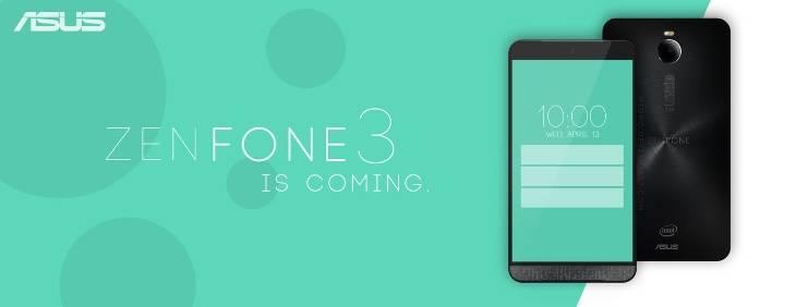 Asus Flagship Mobiles ZenFone 3