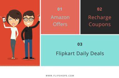 Flipkart daily deals