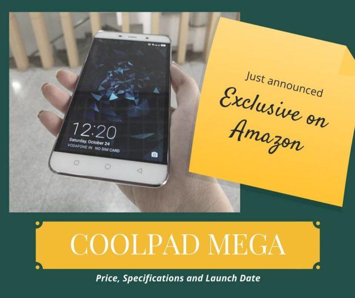 Coolpad mega price