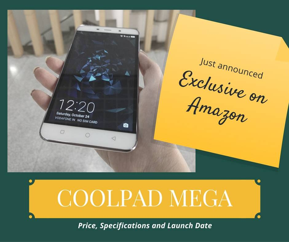 Coolpad mega price