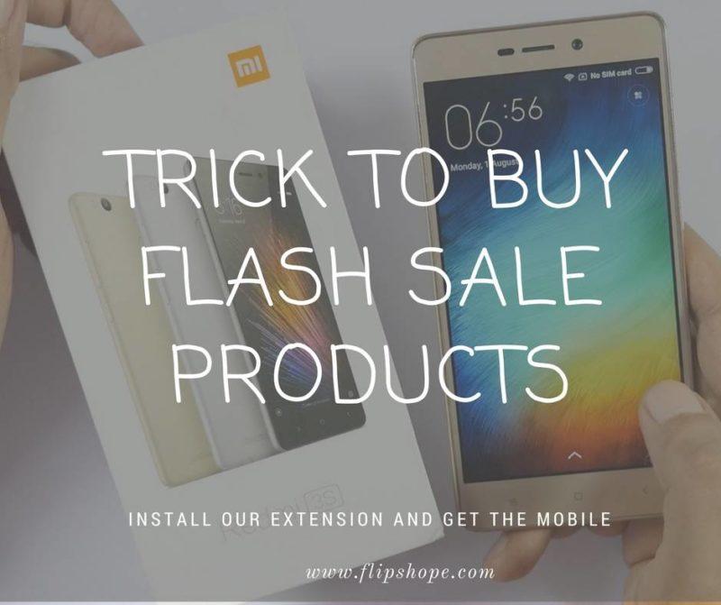Fash sale Trick Flipshope
