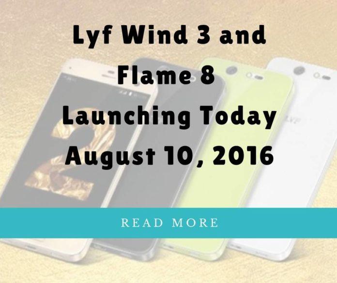 Lyf Wind 3 Release
