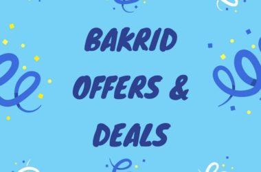 bakrid offers