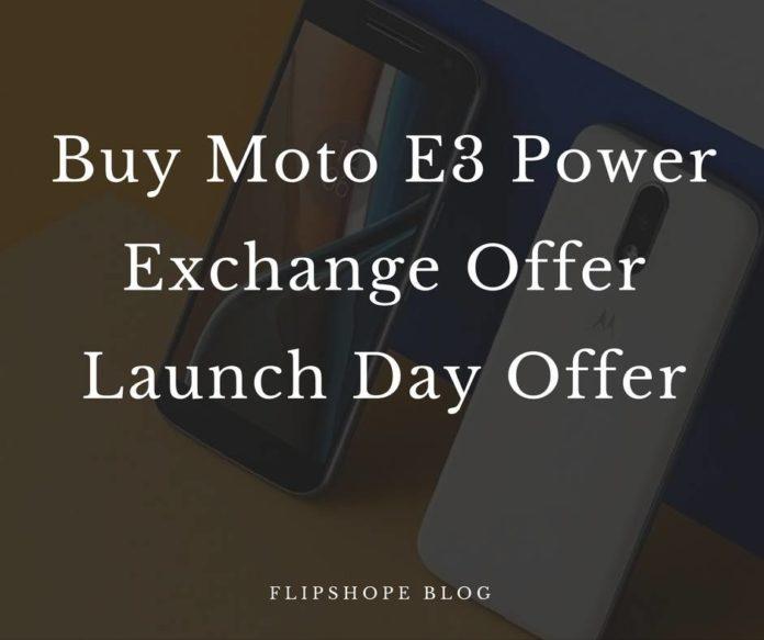 buy moto e3 power