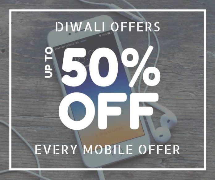 diwali mobile offers 2017