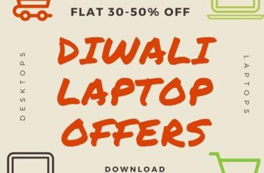 diwali laptop offers 2016