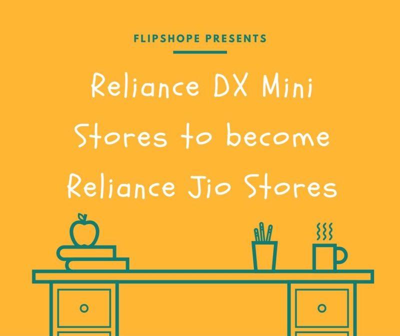 Reliance DX mini stores