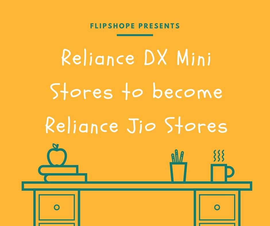 Reliance DX mini stores