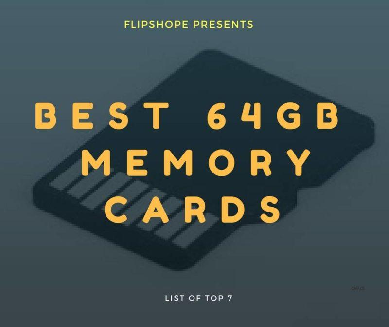 best 64gb memory cards