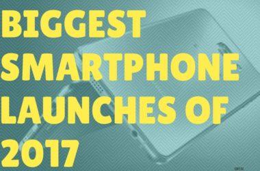 Latest Smartphones in India 2017