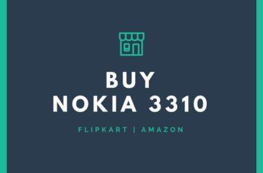 Buy NOKIA 3310 Flipkart amazon snapdeal