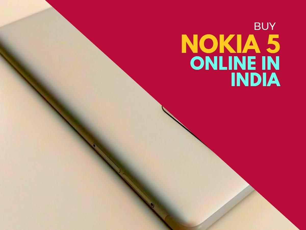 Buy Nokia 5 Online booking in India