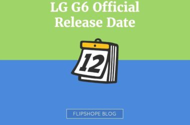 LG G6 Release Date in India