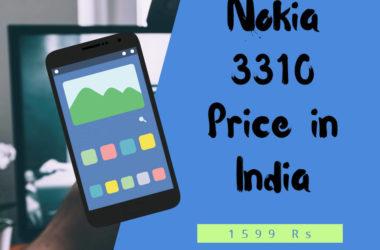 Nokia 3310 Price in India