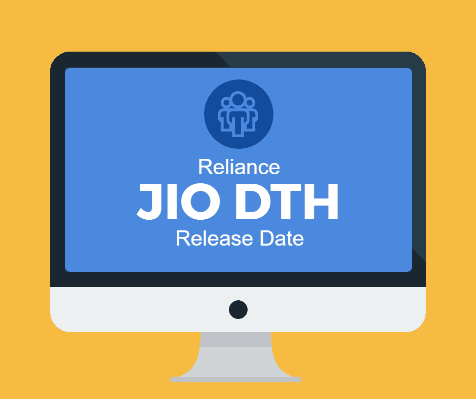 Reliance Jio DTH Release date in india