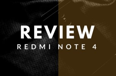 redmi note 4 review
