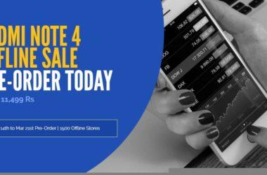 Buy redmi note 4 offline stores price