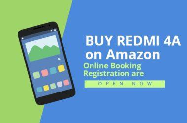 Buy Redmi 4A Online