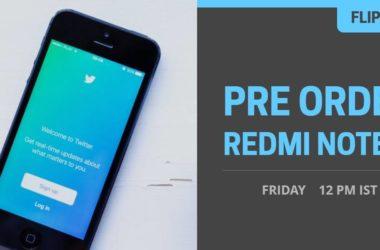 Redmi Note 4 Pre Order on Mi.com