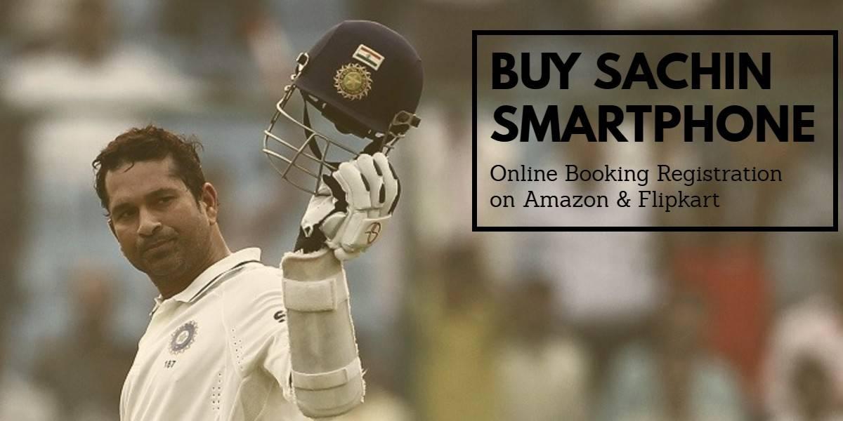 Buy Sachin Tendulkar Smartphone online amazon flipkart