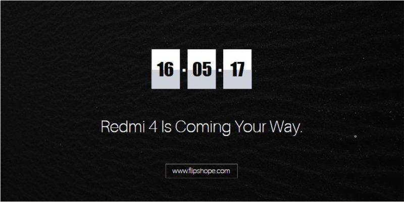 Redmi 4 Release Date in india