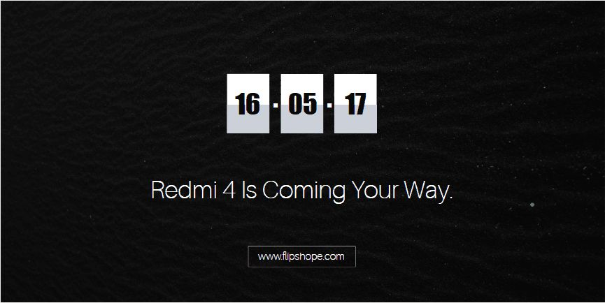 Redmi 4 Release Date in india