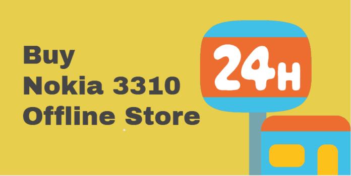 buy nokia 3310 offline store