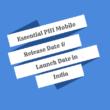 essential ph1 release date in india