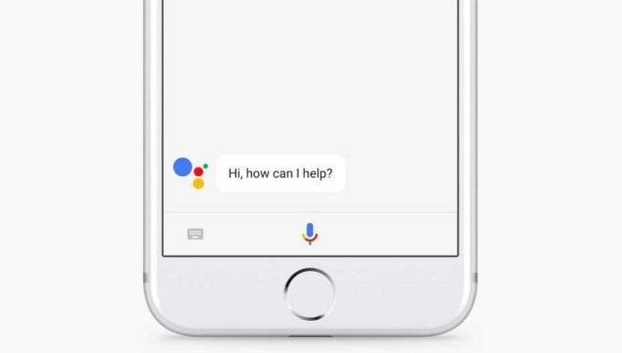 how to get google assistant on iphone