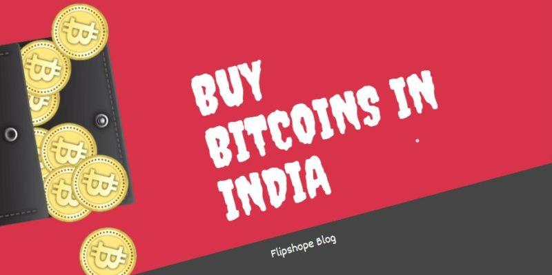 how to buy bitcoins in india Amazon flipkart