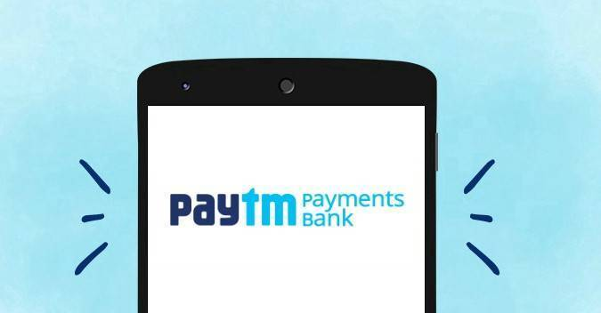 how to open paytm payments bank account