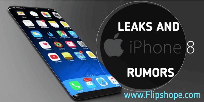 Latest iPhone 8 Leaks