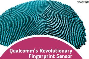 Qualcomm's Revolutionary Fingerprint Sensor