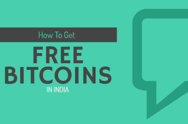 how to get free bitcoins in india