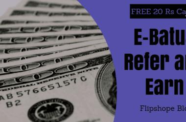 e-batua refer and earn