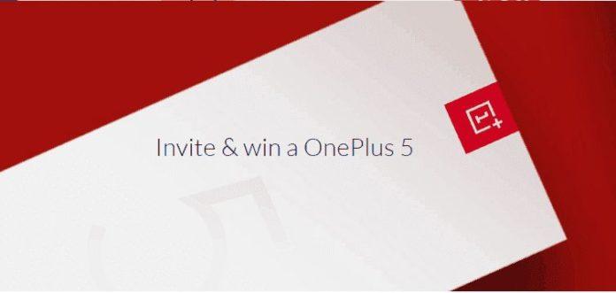 oneplus 5 blind test contest