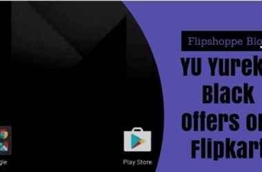 yu yureka black exchange offer on flipkart