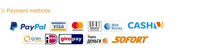 Banggood Payment Methods