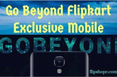 Go Beyond Flipkart Mobile