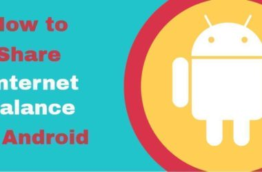 How to Share Internet in Android