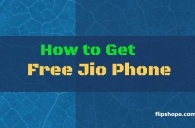How to Get Free Jio Phone